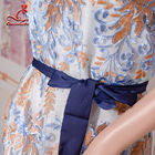 French Luxury Embroidered Lace Fabric / Dress Voile Tulle Lace Fabric Flowers Decoration